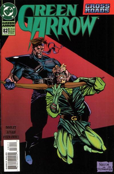 Green Arrow: Cross Roads/Gallery