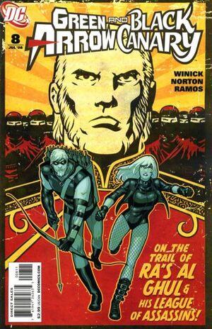 Green Arrow and Black Canary Vol 1 8.jpg