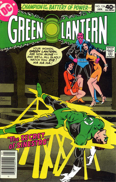 Green Lantern Vol 2 124