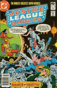 Justice League of America Vol 1 180