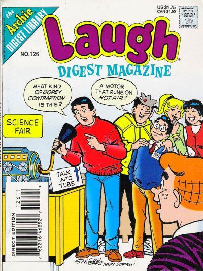 Laugh Comics Digest Magazine Vol 1 126