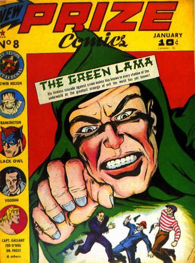 Prize Comics Vol 1 8