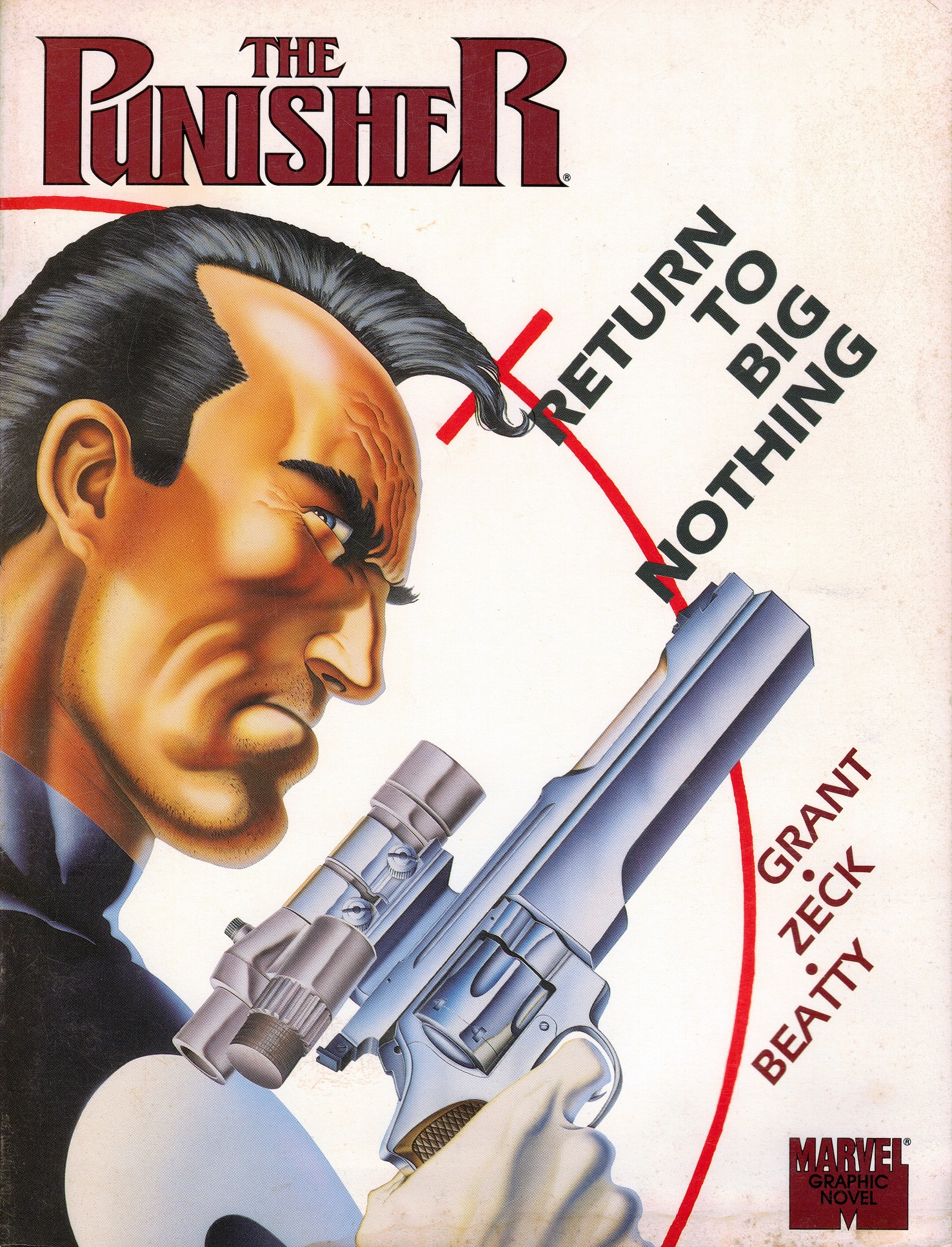 Punisher: Return to Big Nothing Vol 1 1