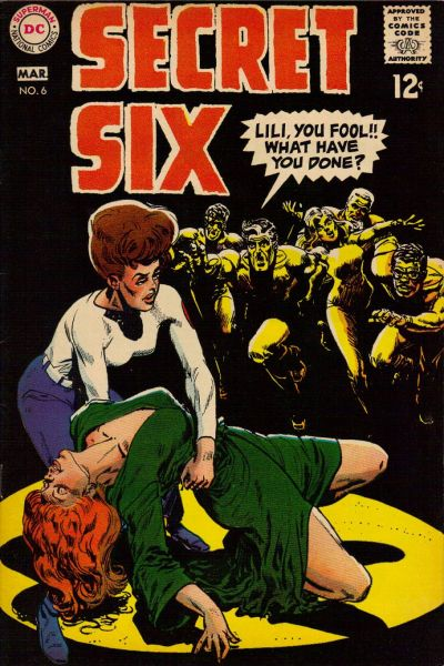 Secret Six Vol 1 6