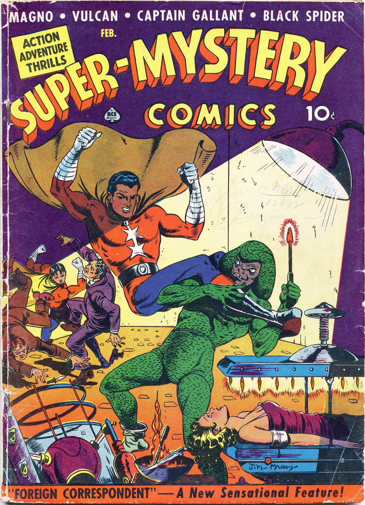 Super-Mystery Comics Vol 2 6