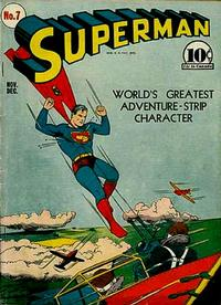 Superman Vol 1 7