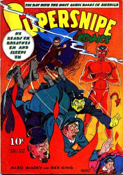 Supersnipe Comics Vol 1 8