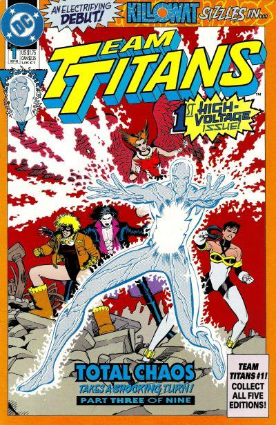 Team Titans/Covers