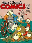 Walt Disney's Comics and Stories Vol 1 14