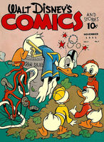 Walt Disney's Comics and Stories Vol 1 14