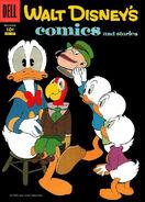 Walt Disney's Comics and Stories Vol 1 207