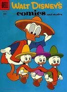 Walt Disney's Comics and Stories Vol 1 208
