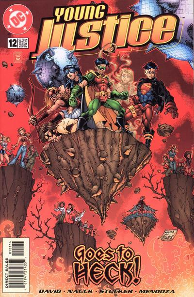 Young Justice Vol 1 12