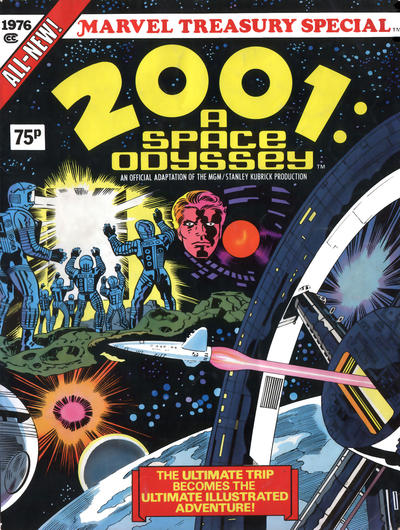 2001: A Space Odyssey Treasury Vol 1 1