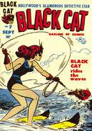 Black Cat Comics Vol 1 7