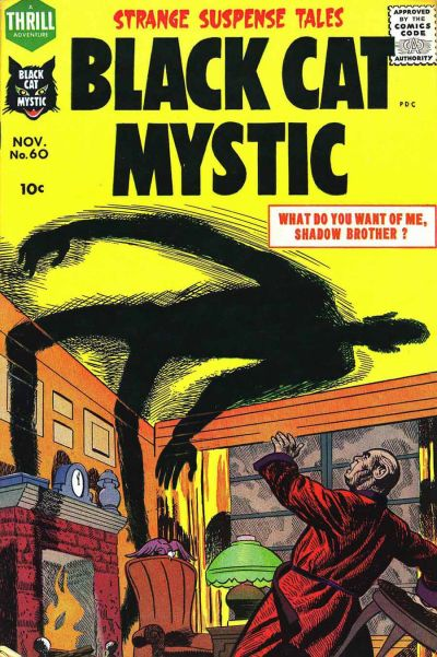 Black Cat Comics Vol 1 60