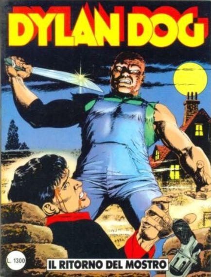 Dylan Dog Vol 1 8