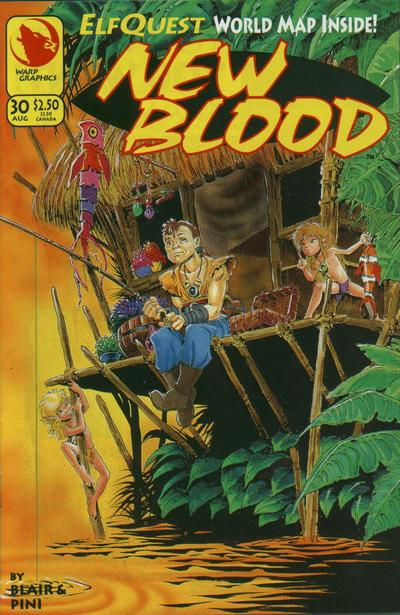 Elfquest: New Blood Vol 1 30