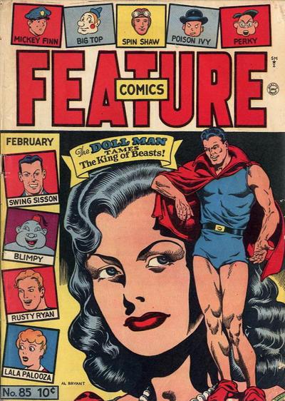 Feature Comics Vol 1 85