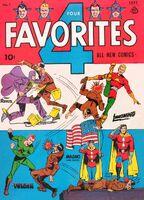 Four Favorites Vol 1 1