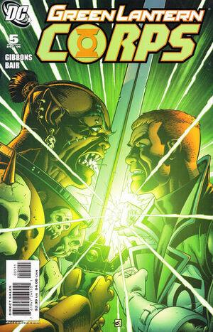 Green Lantern Corps Vol 2 5.jpg