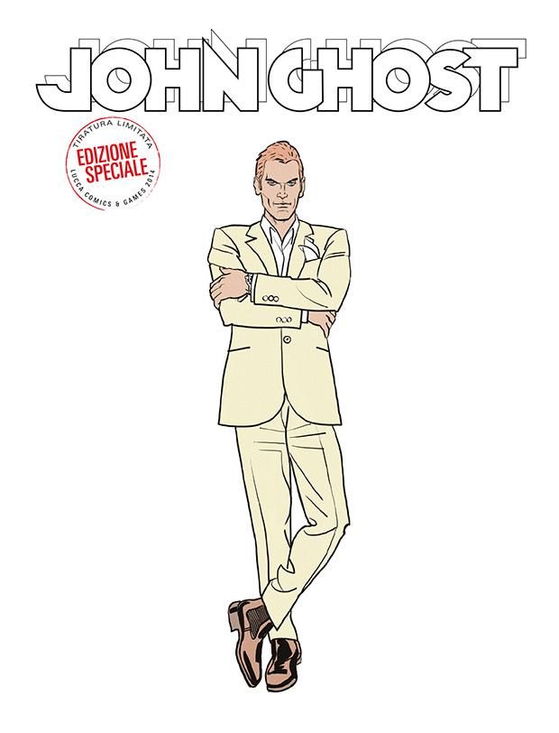 John Ghost Vol 1