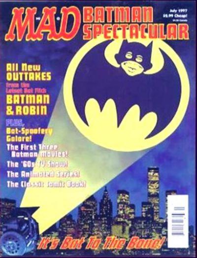 Mad Batman Spectacular Vol 1 1