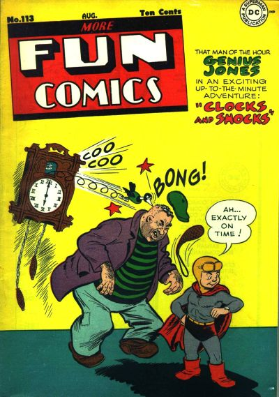 More Fun Comics Vol 1 113