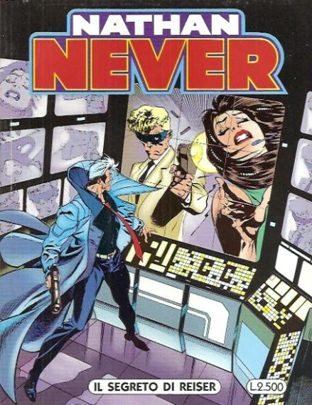 Nathan Never Vol 1 40