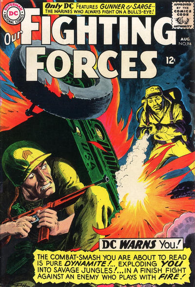 Our Fighting Forces Vol 1 94