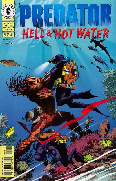 Predator: Hell & Hot Water Vol 1 1