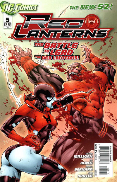 Red Lanterns Vol 1 5