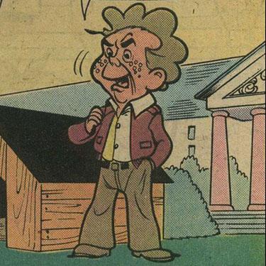"Reginald ""Reggie"" Van Dough Jr."