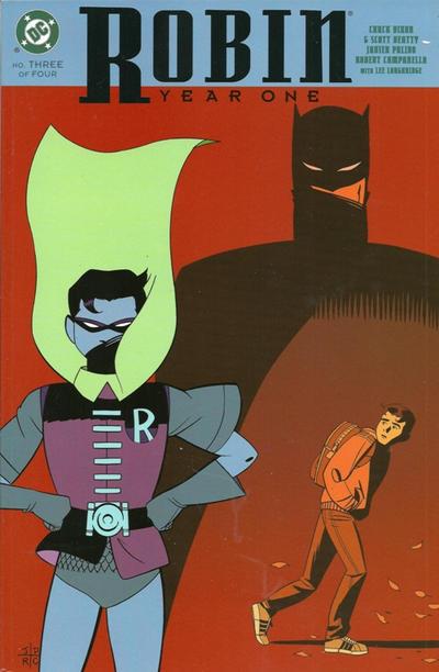 Robin: Year One Vol 1 3