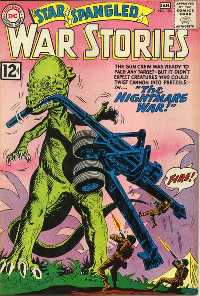 Star-Spangled War Stories Vol 1 106