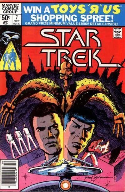 Star Trek (Marvel) Vol 1 7