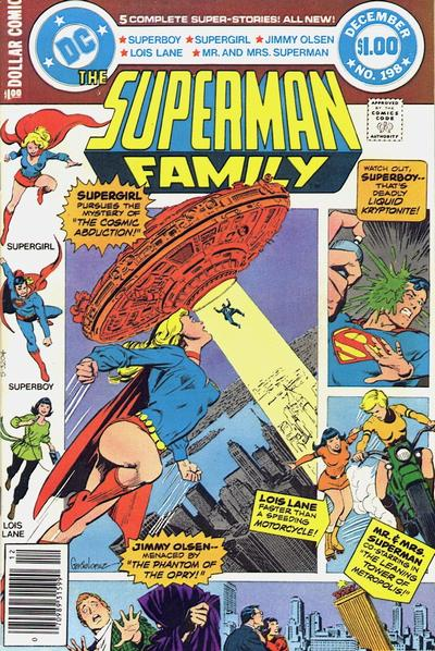 Superman Family Vol 1 198