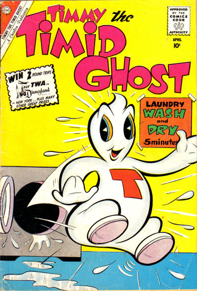 Timmy the Timid Ghost Vol 1 20