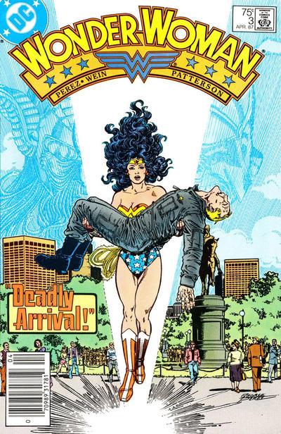 Wonder Woman Vol 2 3