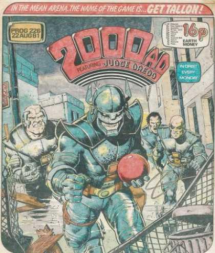 2000 AD Vol 1 226