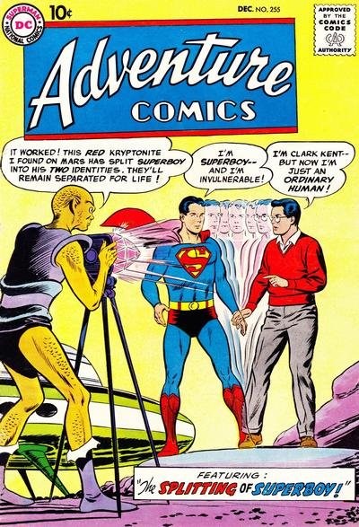 Adventure Comics Vol 1 255