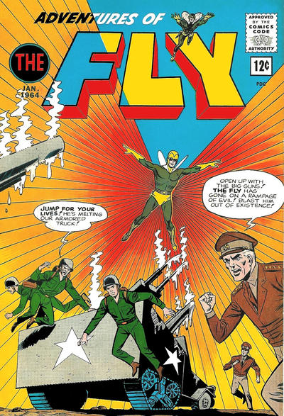 Adventures of the Fly Vol 1 29
