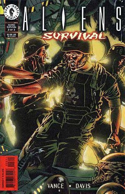 Aliens: Survival Vol 1 3