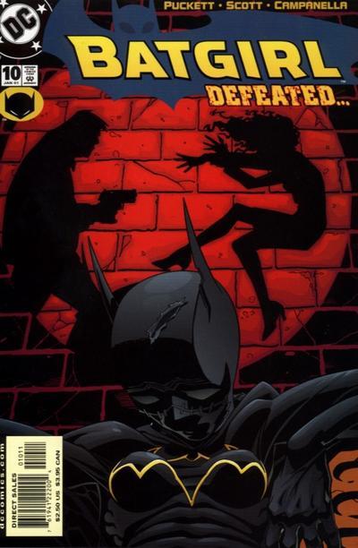 Batgirl Vol 1 10