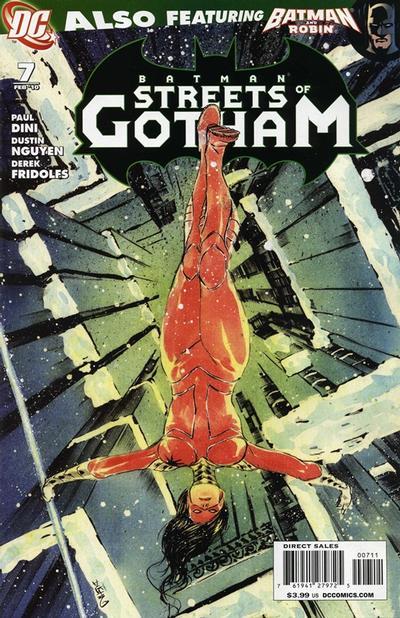 Batman: Streets of Gotham Vol 1 7