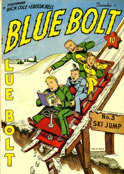 Blue Bolt Vol 1 41