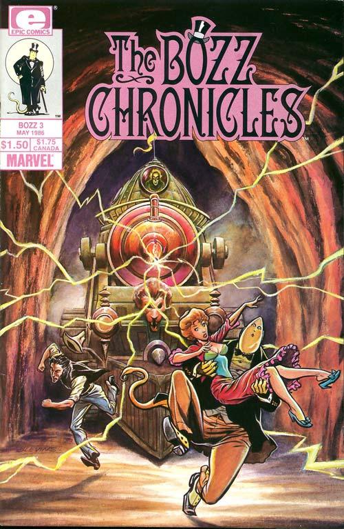 Bozz Chronicles Vol 1 3