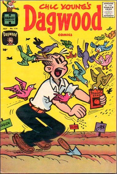 Dagwood Comics Vol 1 114