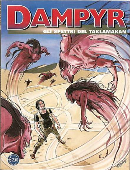 Dampyr Vol 1 102