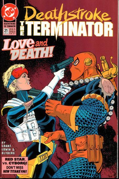 Deathstroke the Terminator Vol 1 21